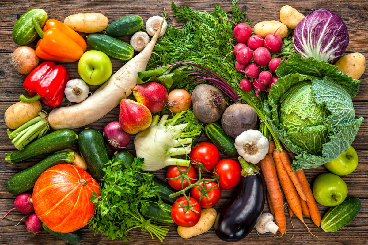 Nutrition, Varied diet fruits and vegetables, Varied Diet and not Same Foods always