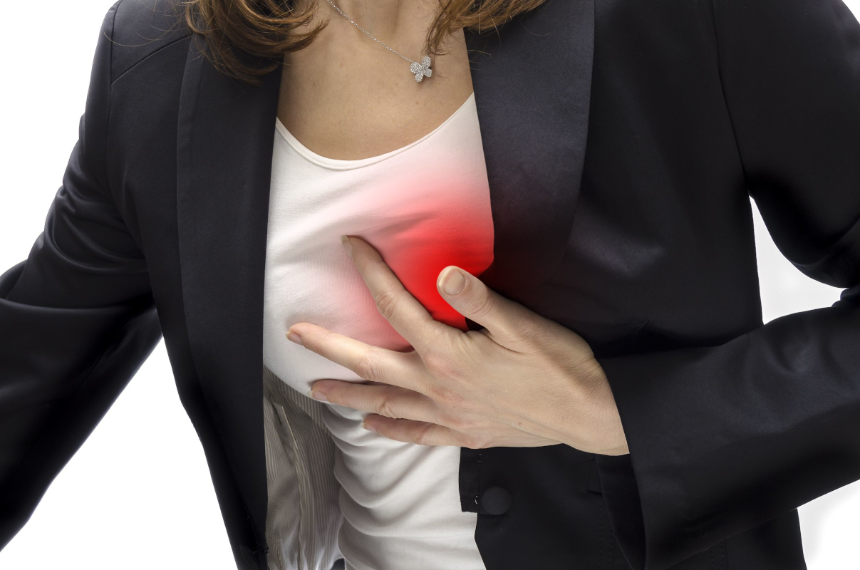 Health Guide, Physiology Topics, Heart Attack Warning Signs and The Causes, Heart attack