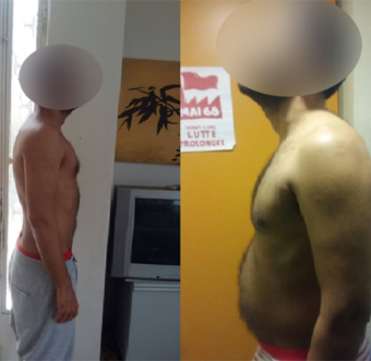 Health Guide, Nutrition, transformation before and after